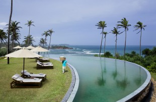 Cape Weligama Moon Pool