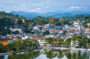 DAY 5 Kandy cityscape