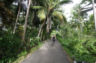 Rural Cycling Galle
