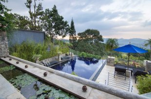Theva Residency Pool