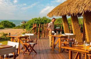 Chena Huts Yala restaurant 2