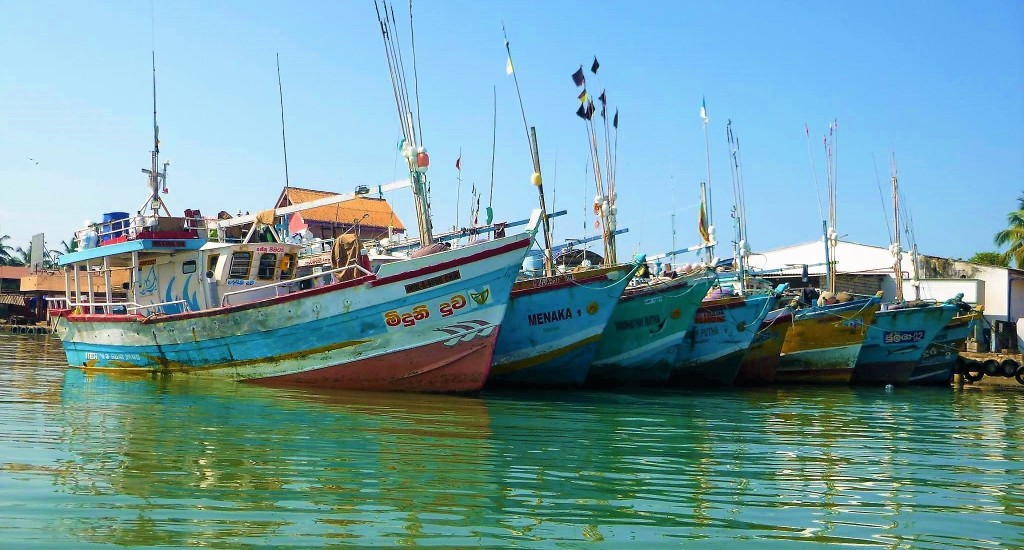 Negombo Lagoon Boat Trip