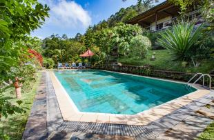 Rangala House pool