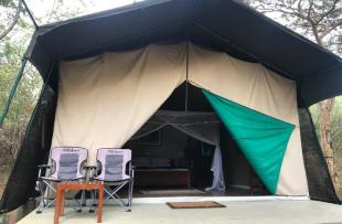Wilpattu Big Game Tented Camp