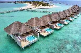 Sun Siyam Iru Veli Dolphin Ocean Suite with Pool